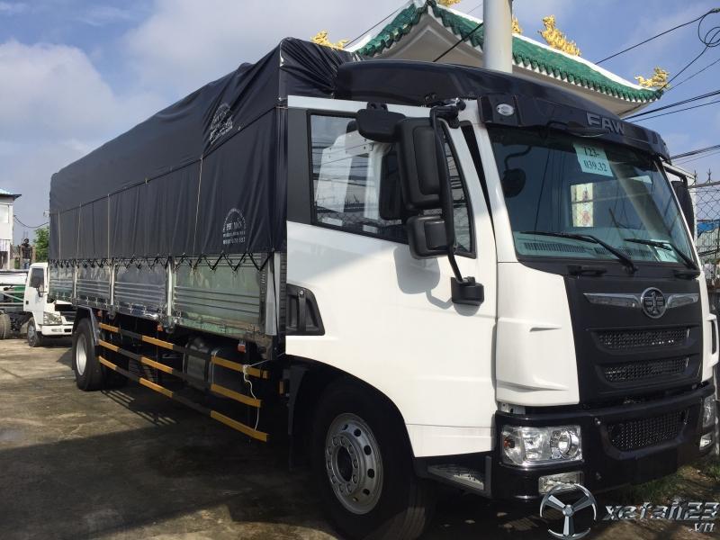 Xe tải Faw 8 tấn thùng dài 8m có chất lượng không, chạy có bền không ???