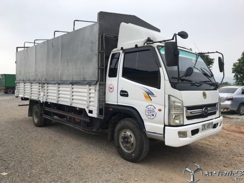 Cần bán xe TMT 6 tấn đời 2015 thùng mui bạt
