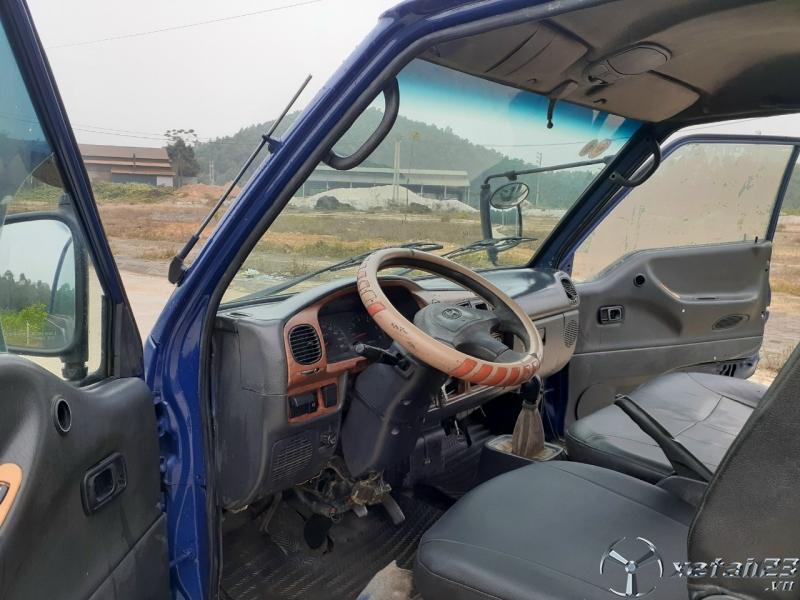 Thanh lý gấp xe Hyundai sx 2003 , đăng kí 2008 thùng mui bạt giá 100 triệu
