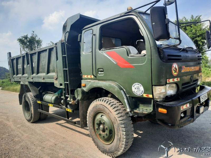 Cần bán xe Đông Phong 7 tấn đời 2009 giá rẻ