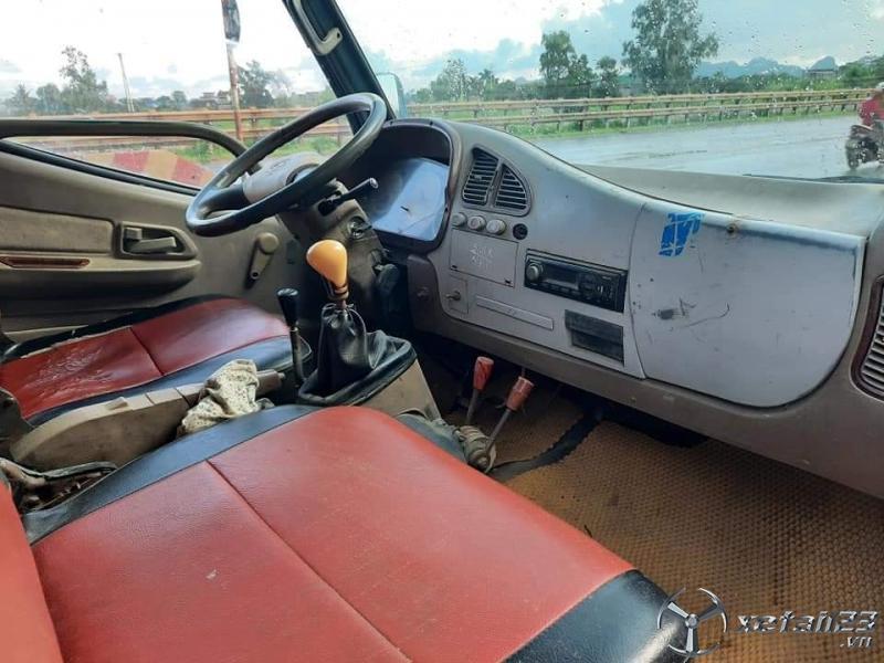 Rao bán ô tô tải tự đổ Cửu Long đời 2009 , xe đẹp, máy ngon giá chỉ 58 triệu