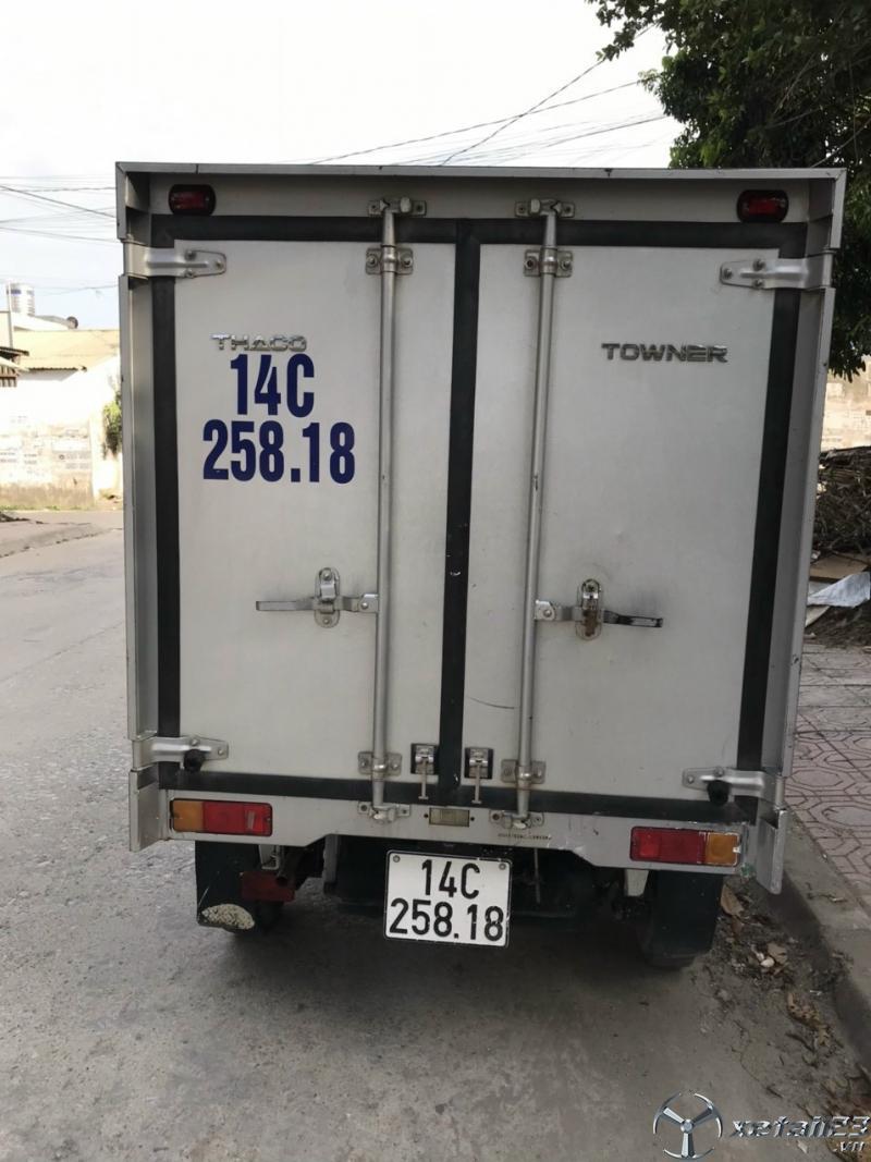 Xe Thaco 800Kg phiên bản thùng kín đã qua sử dụng cần bán giá tốt nhất