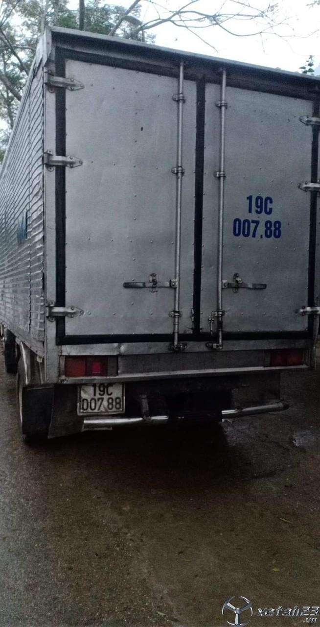 Thanh lý gấp xe Kia Frontier 2,5 tấn đời 2000 thùng đông lạnh giá rẻ