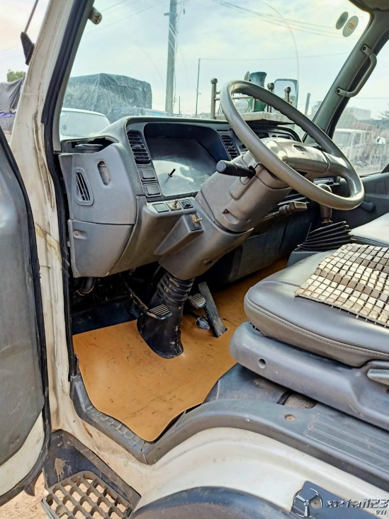 Thanh lý gấp xe Mitsubishi 1,9 tấn đời 2008 thùng kín