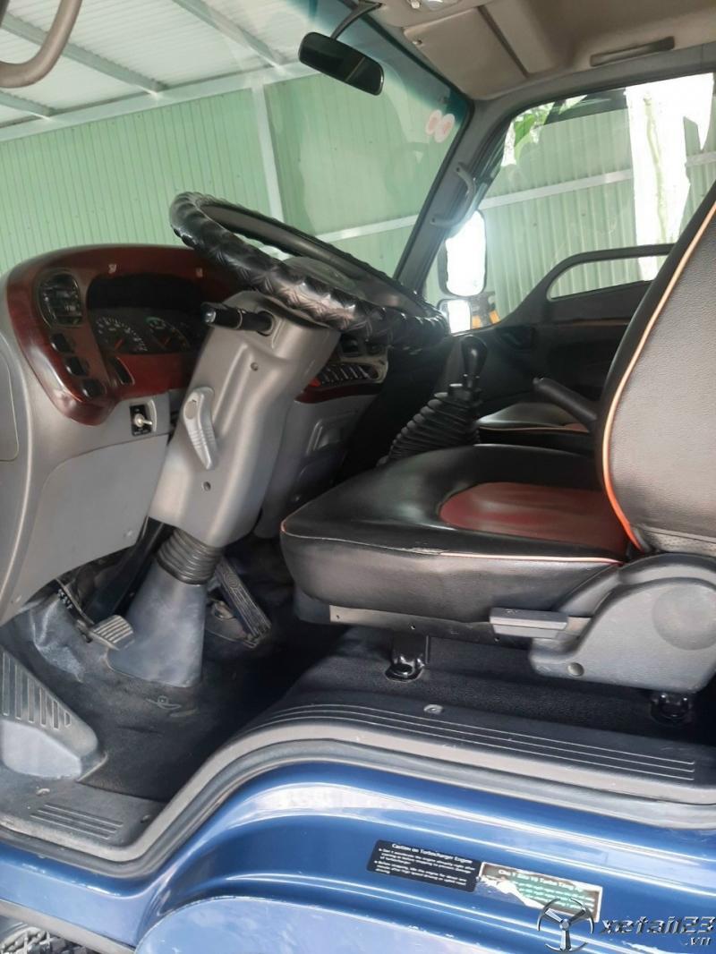 Bán xe Hyundai HD99 6,5 tấn đời 2016 thùng mui bạt