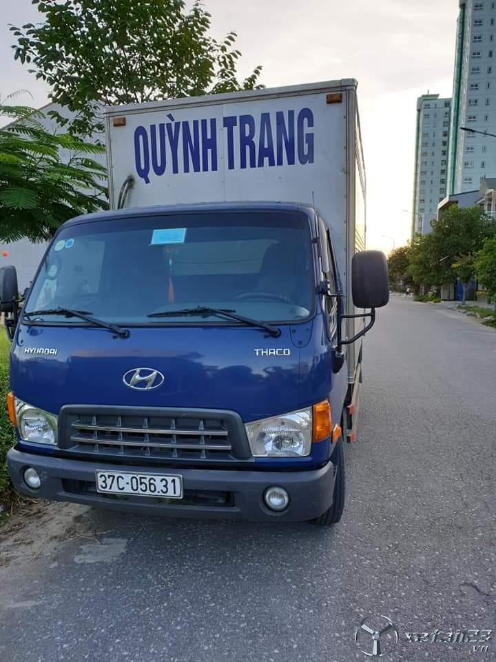 Bán xe Hyundai HD65 thùng kín đời 2012  giá chỉ 400 triệu