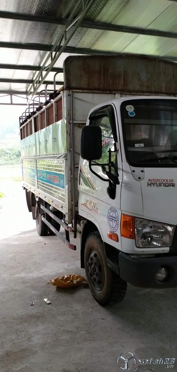 Bán Xe Hyundai HD 72 sản xuất năm 2011 thùng mui bạt với giá siêu rẻ chỉ 365 triệu