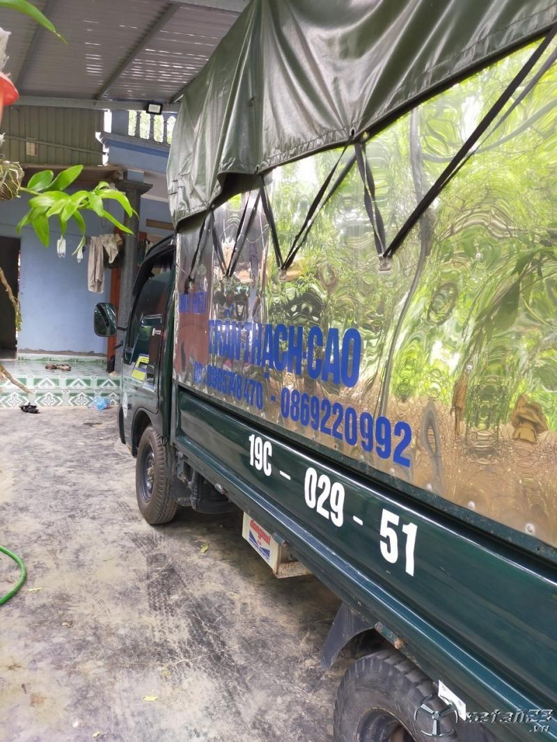 Rao bán xe Kia K2700II đời 2009 thùng mui bạt, giá chỉ 139 triệu
