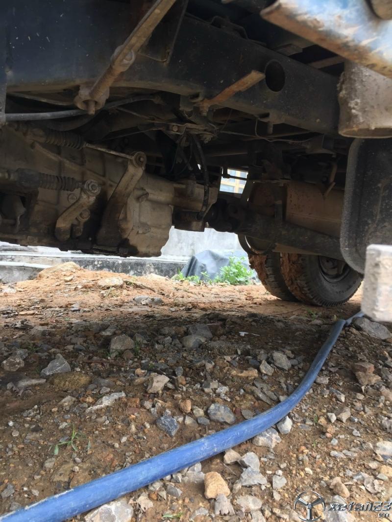 Thanh Lý gấp xe Hyundai Porter 1,25 tấn đời 2001 thùng mui bạt giá rẻ