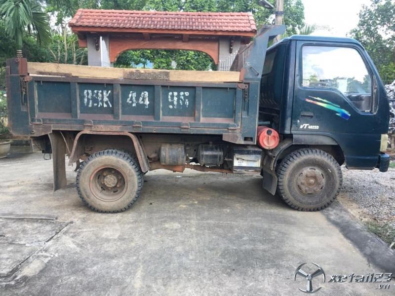 Thanh lý gấp xe ô tô tải tự đổ Việt Trung đời 2006 giá chỉ 45 triệu