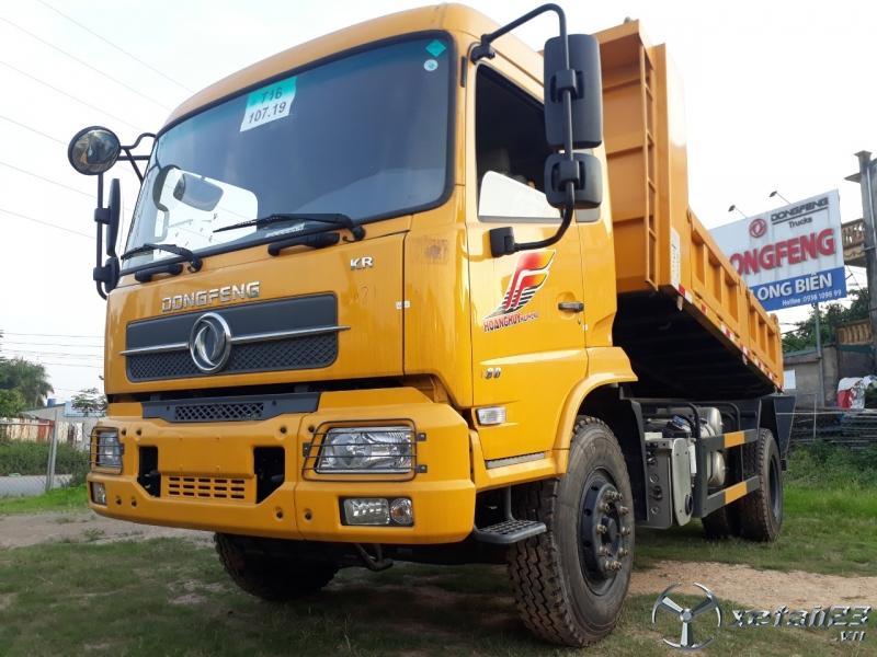 Xe Ben 8 tấn Dongfeng Hoàng Huy