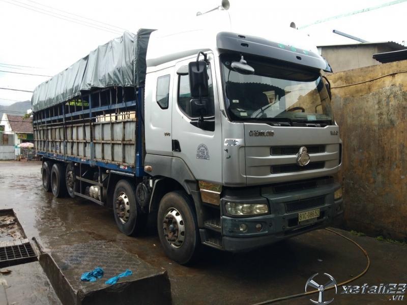 Rao bán xe Chenglong đời 2015 thùng mui bạt giá công khai 1110 triệu
