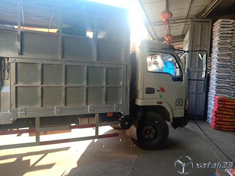 Bán xe tải Veam đời 2015 thùng mui bạt , giá 330 triệu