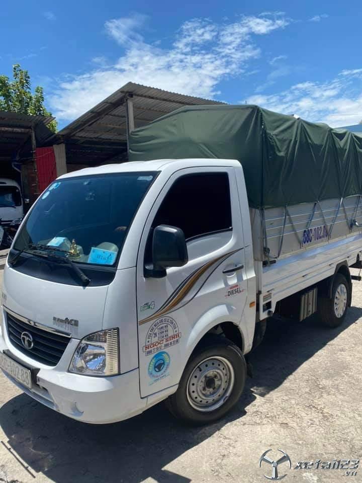 Bán TATA Ấn Độ đời 2019 thùng mui bạt đã qua sử dụng , giá 210 triệu