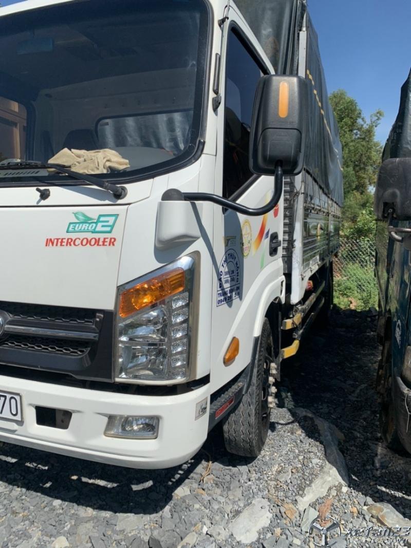 Cần bán Veam đời 2017 thùng mui bạt chỉ với 270 triệu , sẵn xe giao ngay