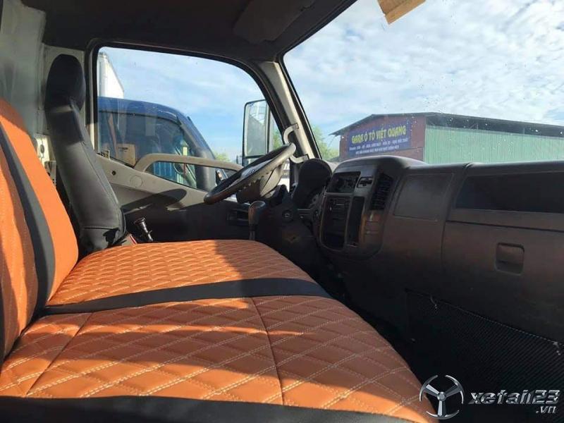 Bán Thaco Ollin 700B sản xuất năm 2015 thùng mui bạt với giá 320 triệu , xe đẹp sẵn giao ngay