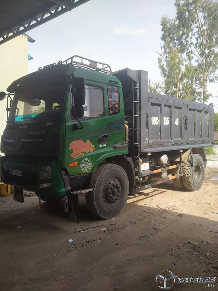 Bán gấp Ô tô tải tự đổ Trường Giang đời 2016 với giá rẻ nhất chỉ 300 triệu