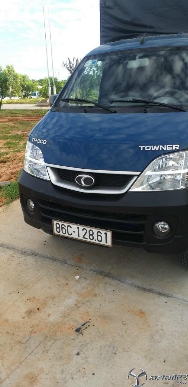 Bán xe Thaco Towner 990 đời 2019 thùng mui bạt giá tốt nhất