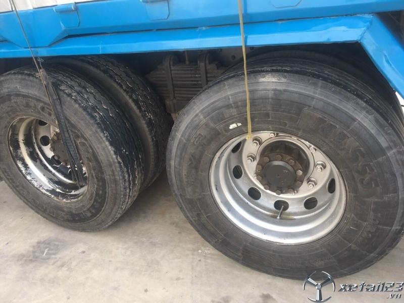 Xe Chenglong 17,9 tấn đời 2015 thùng mui bạt cần bán giá tốt nhất