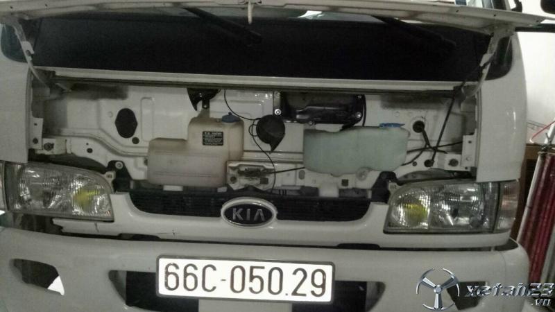 Xe Thaco K165 đời 2016 cần bán giá công khai 295 triệu
