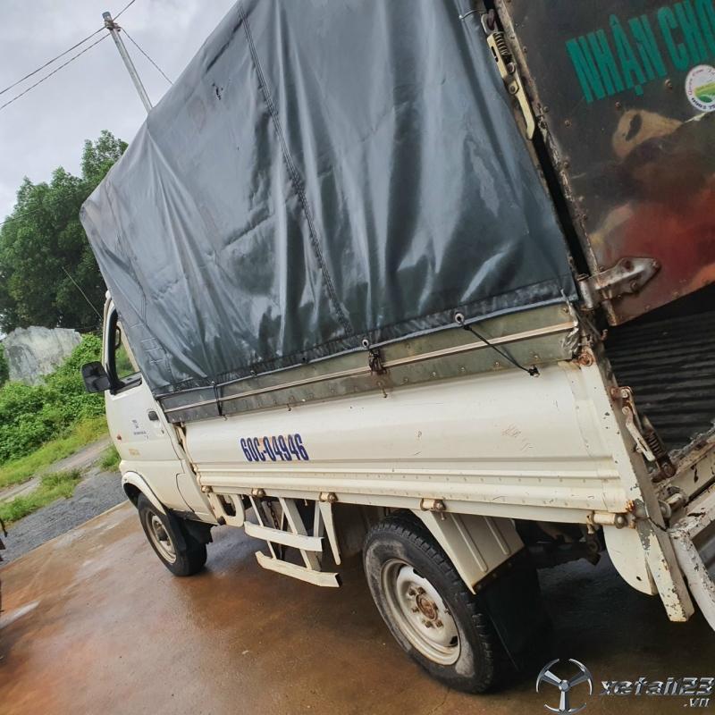 Bán xe JBC đời 2012 thùng mui bạt