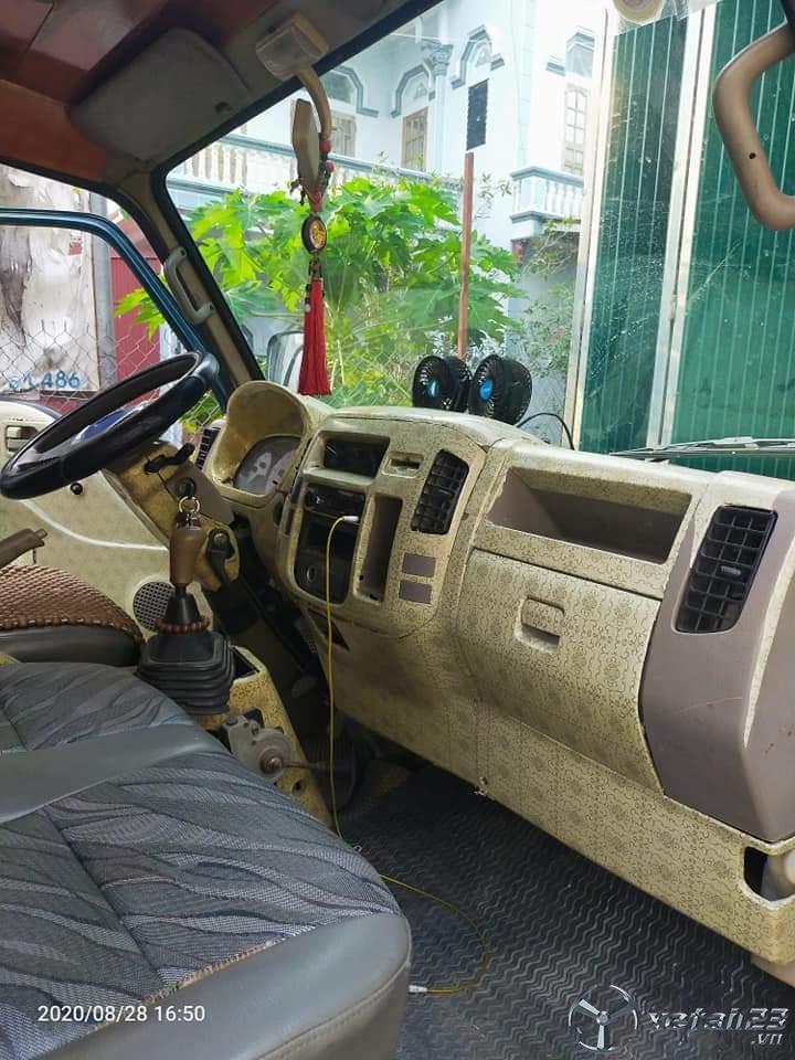 Bán xe chở vật liệu Trường Hải  3,45 tấn đời 2016 giá 165 triệu