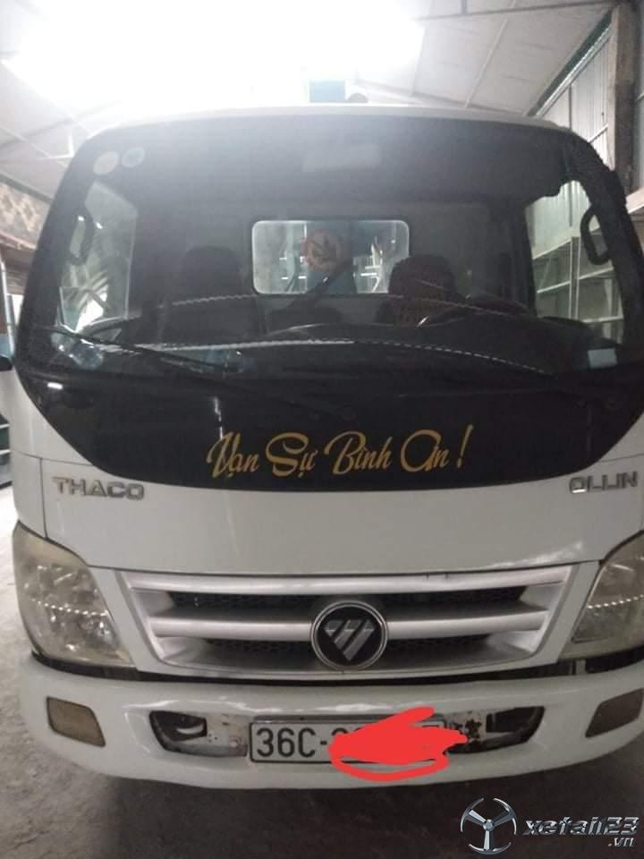 Bán cẩu Thaco Ollin 500B đời 2015 , xe đẹp giá rẻ chỉ 390 triệu