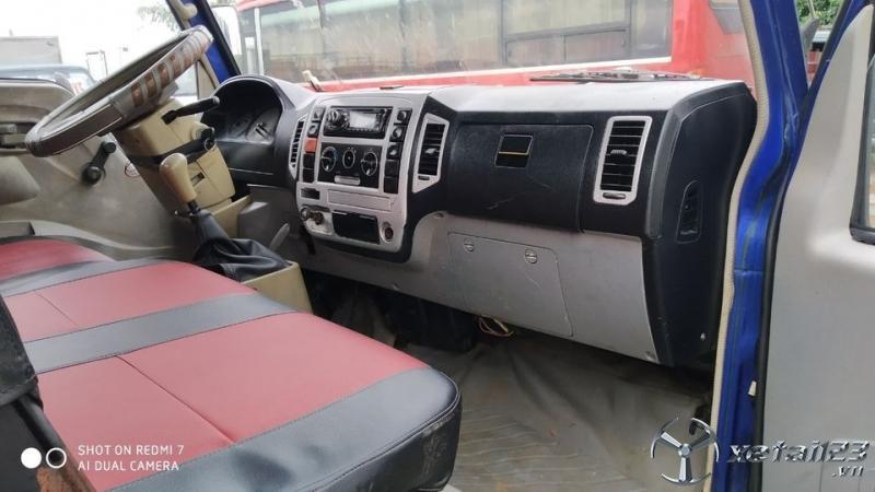 Rao bán xe Vinasuki sản xuất năm 2012 thùng mui bạt với giá 75 triệu