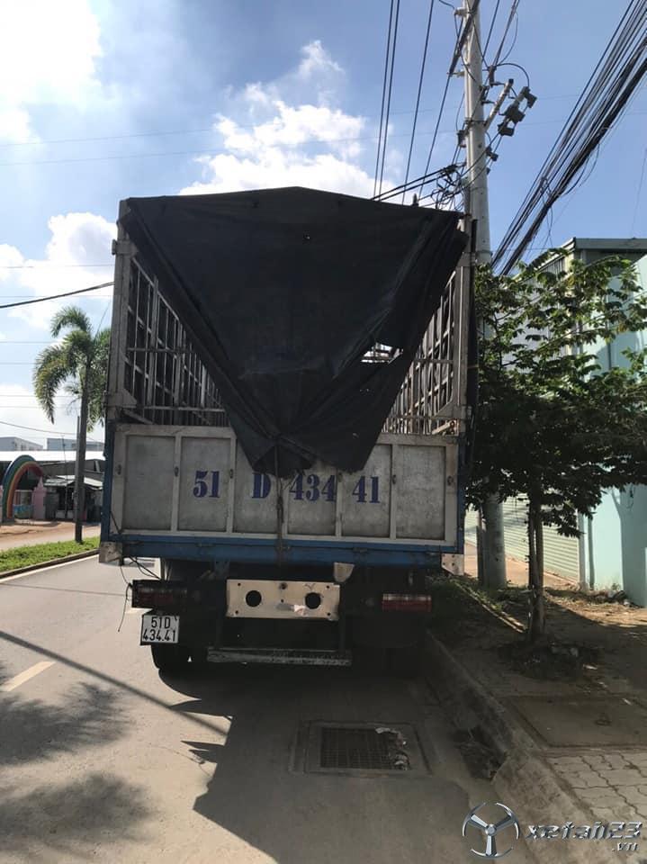 Bán JAC thùng mui bạt sản xuất năm 2017 giá 1270 triệu, sẵn xe giao ngay