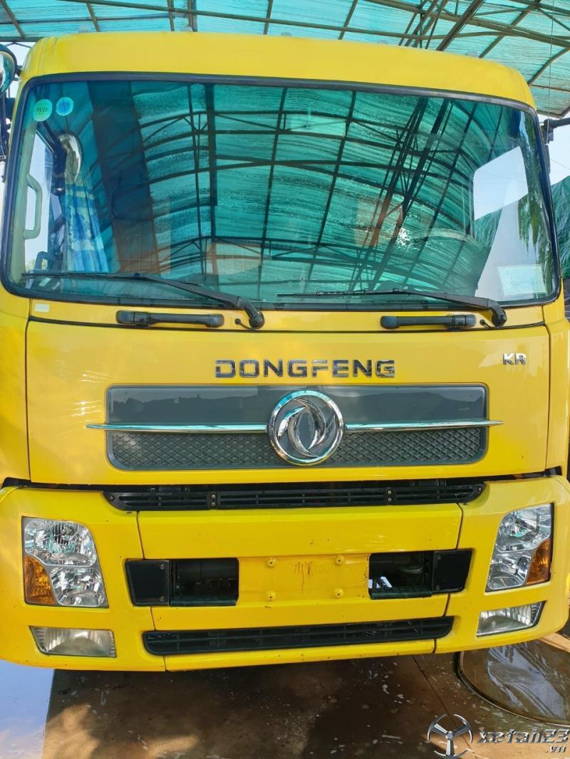 Rao bán Dongfeng Hoàng huy sx 2016 thùng mui bạt