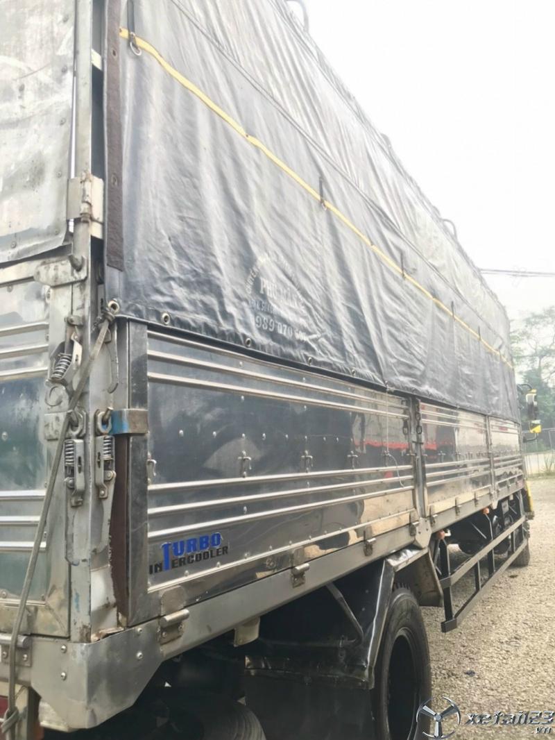 Xe Dongfeng Hoàng Huy B170 đời 2017 , đăng kí 2018 thùng mui bạt cần bán giá tốt nhất