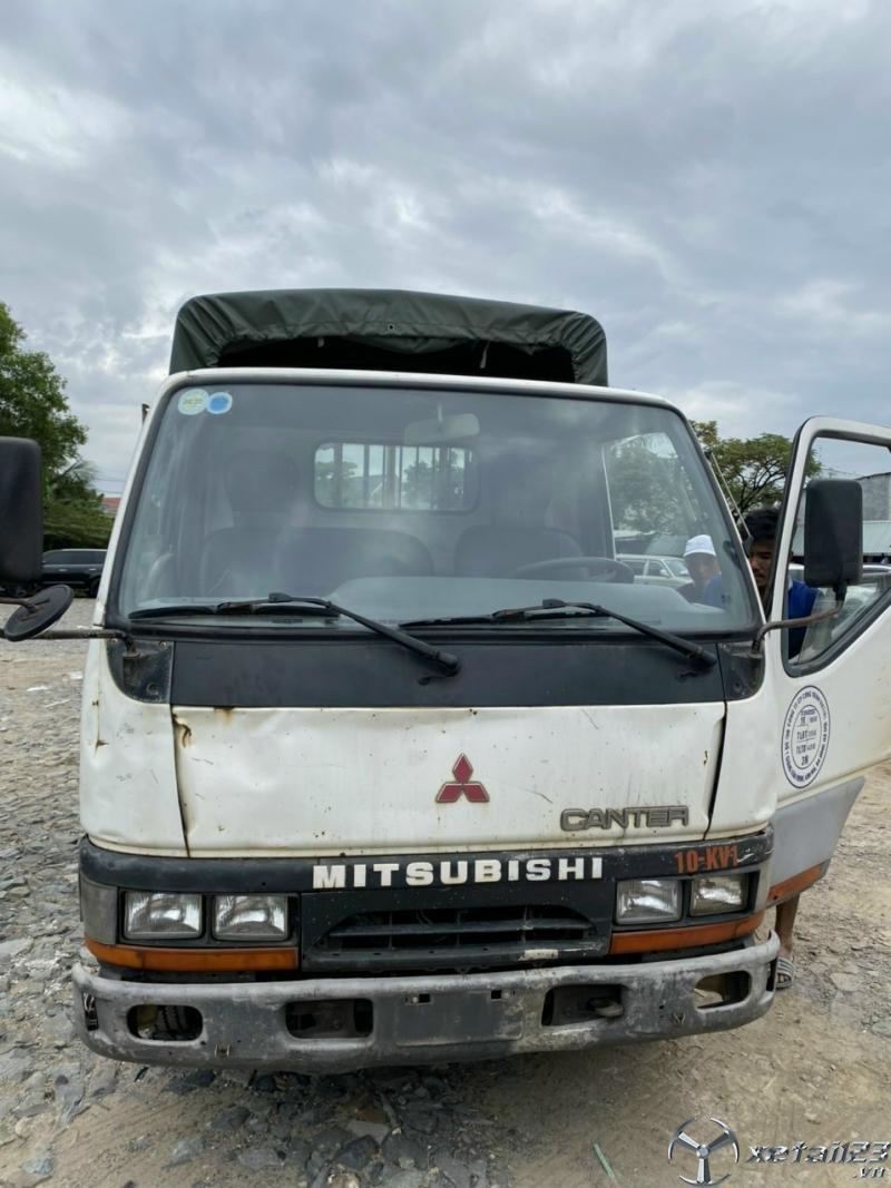 Bán xe Mitsubishi 1,9 tấn đời 2003 thùng mui bạt