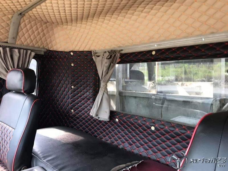 Xe tải Dongfeng đời 2017 thùng mui bạt cần bán với giá 610 triệu, xe đẹp sẵn giao ngay