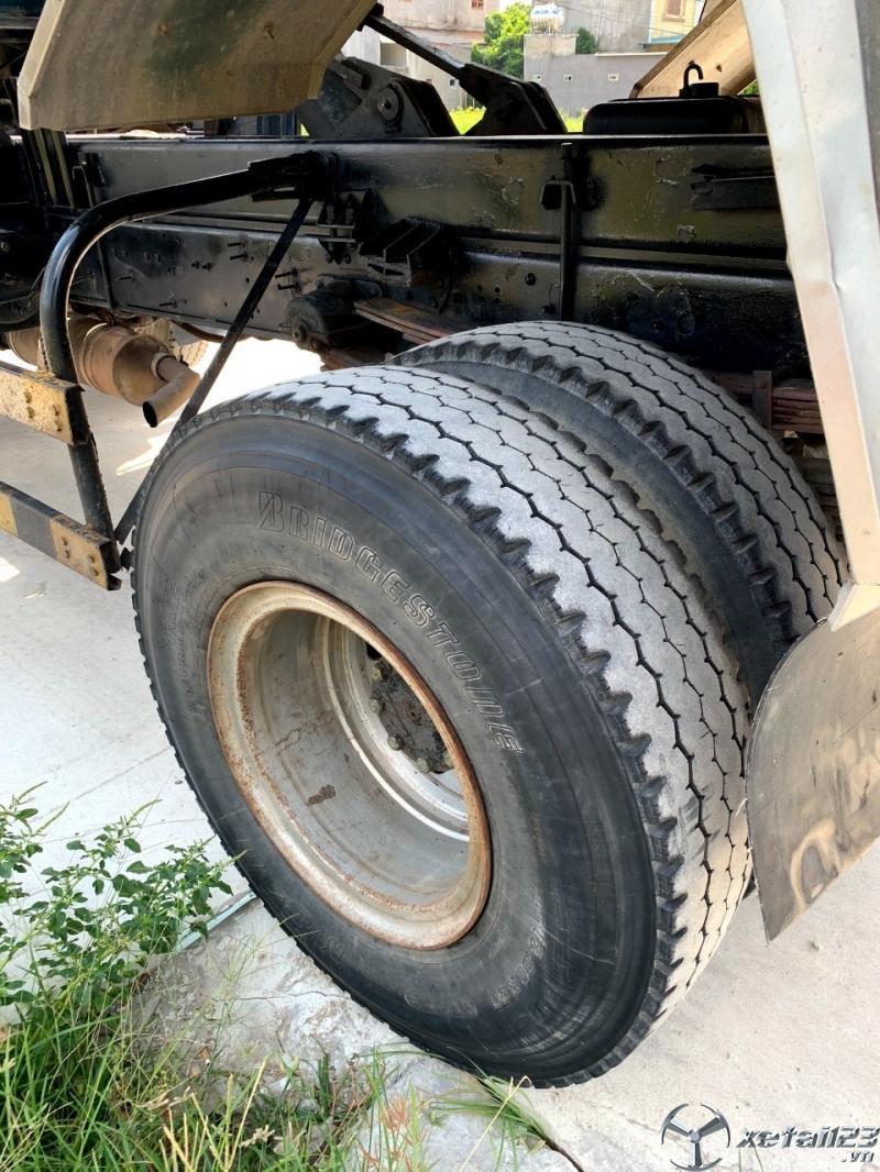 Cần bán xe Ben Cửu Long sx 2011 , đăng kí năm 2012 giá chỉ 240 triệu
