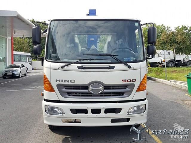 XE CẨU HINO FC9JLTA 4T3 GẮN CẨU TADANO TM-ZE305MH.