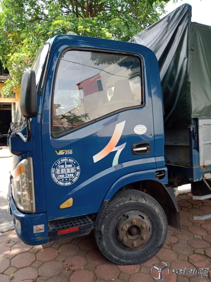 Bán xe tải VEAM, sản xuất năm 2015, đăng kí năm 2016