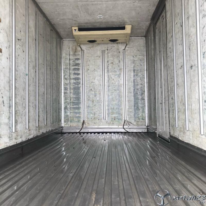 Bán Hyundai 3,5 tấn đời 2013 thùng kín