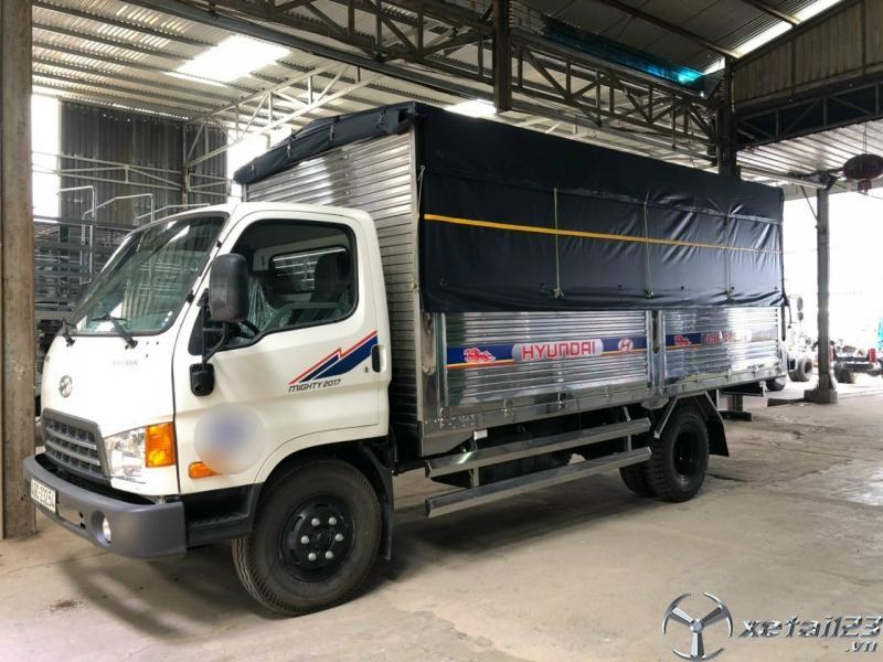 Bán xe Hyundai Mighty II sx 2017 , đăng kí 2020 thùng mui bạt