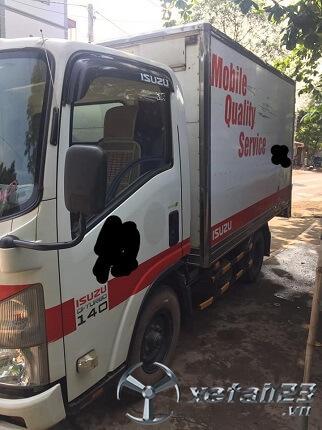 Bay ngay xe tải isuzu 1,2 tấn cho bác nào cần. Gọi e đam 0332562888