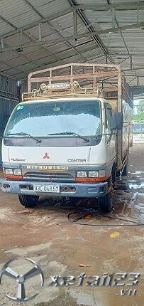 Cần bán xe tải misubishi 3,8 tấn đời 2007.Giá liên hệ 0966559609