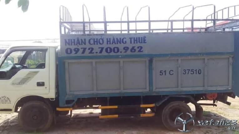 Bán xe tải Kia 2,8 tấn
