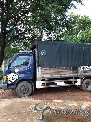 Cần bán xe tải Huyndai 72 đời 2015 tải trọng 3,5 tấn tại Đồng Nai