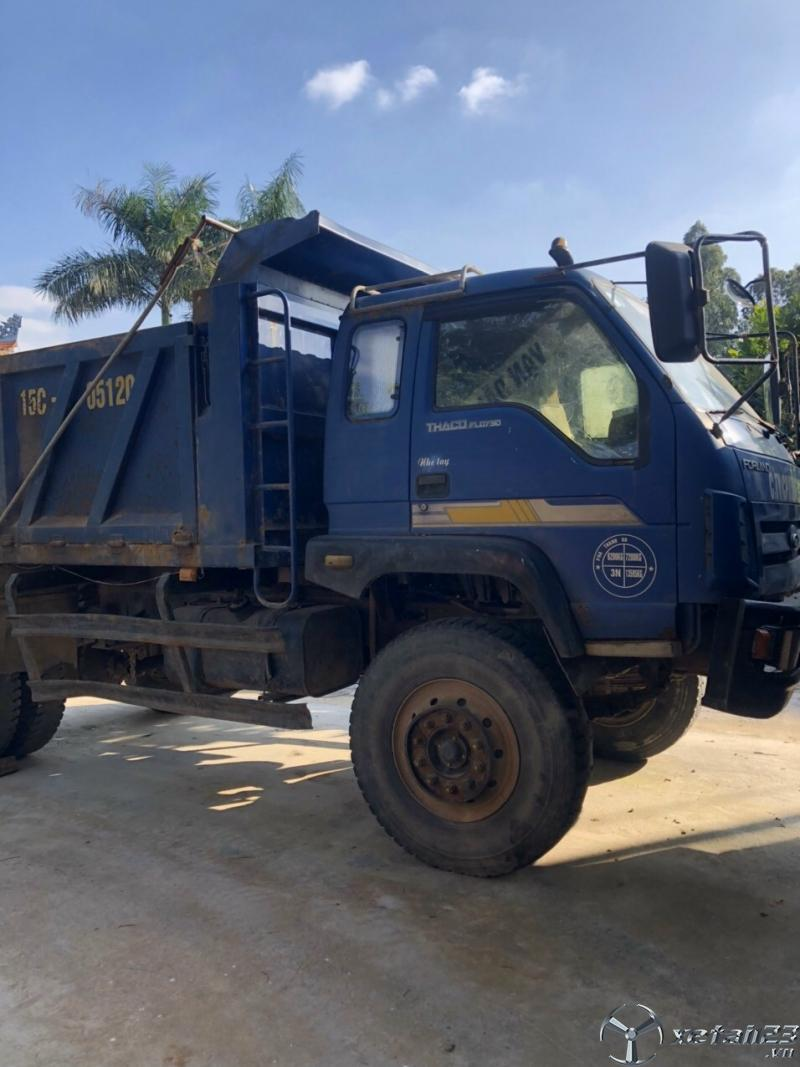 Bán xe Thaco Forland 7,5 tấn một cầu đời 2012