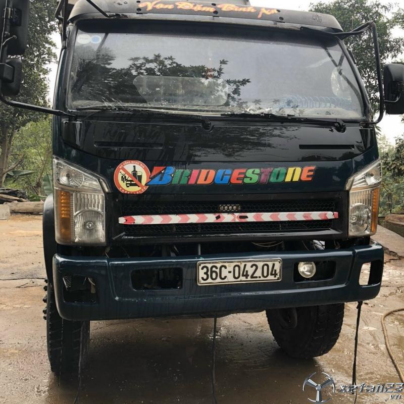 Bán xe TMT 7 tấn đời 2012 giá rẻ