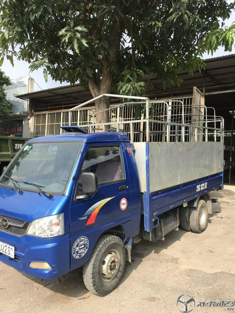 Bán xe TMT 1,9 tấn sản xuất 2016 thùng mui bạt