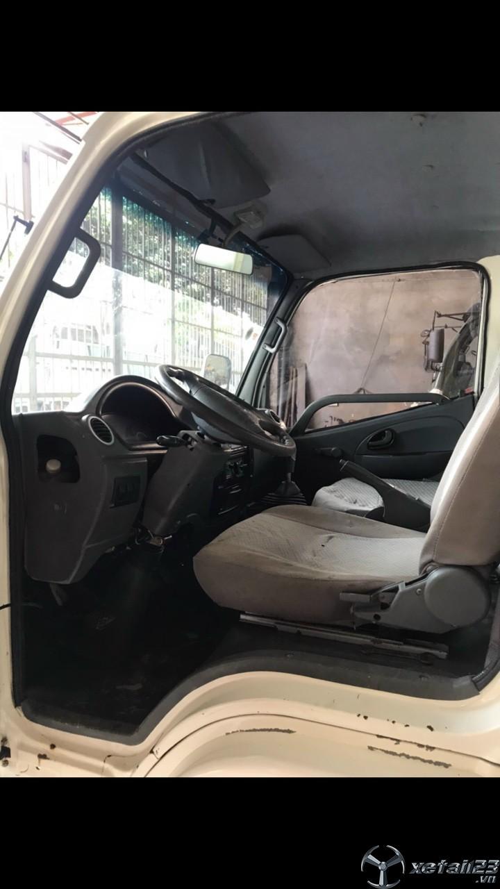 Rao bán xe tải Cửu LongTMT 4,95 tấn đời 2016 thùng mui bạt giá siêu rẻ chỉ 160 triệu