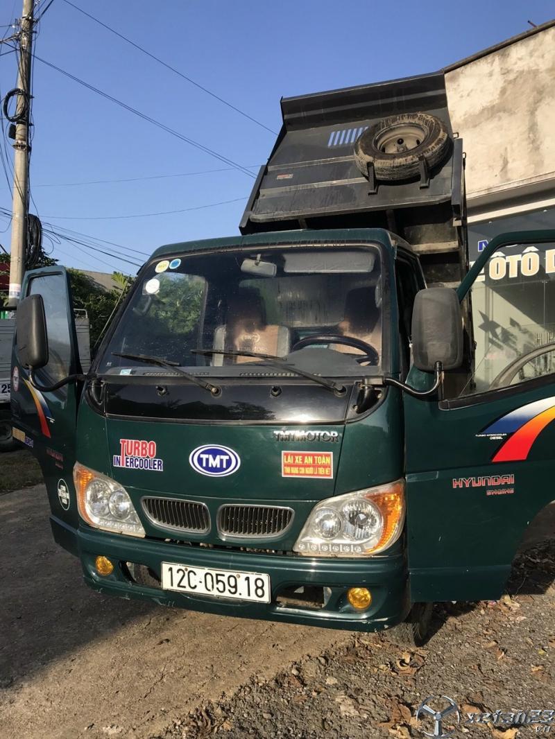 Rao bán xe TMT 2,4 tấn đời 2016 giá rẻ , sẵn xe giao ngay