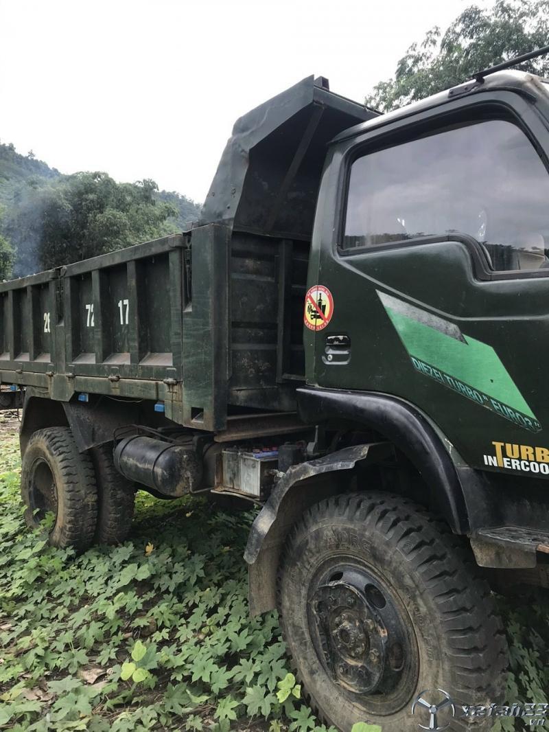 Rao bán xe Việt Trung  hai cầu tải trọng 6 tấn đời 2009 với giá 128 triệu