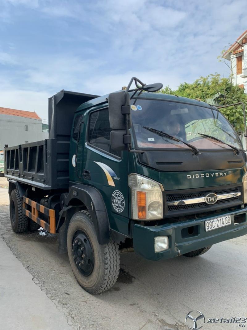 Cần bán chiếc xe ben TMT 7,65 tấn đời 2015 giá rẻ