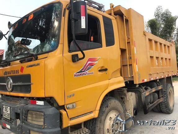 Cần bán xe DONGFENG 6.1 tấn sản xuất 2011